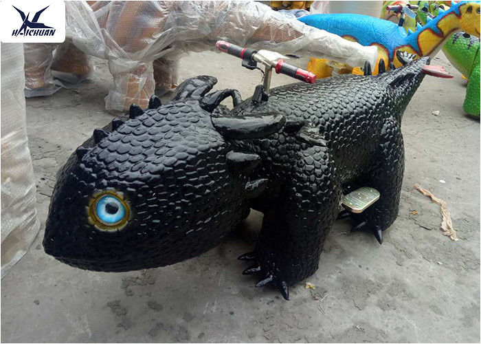 Enjoyable Cartoon Dinosaur Toy Car , Custom Children Animal Mall Scooters