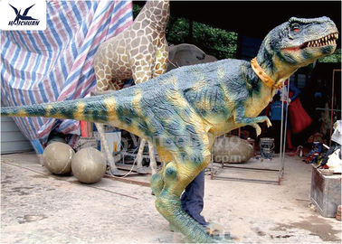 Lovely Animatronic Real Life Dinozaur Costume Walking Human Operated Costume