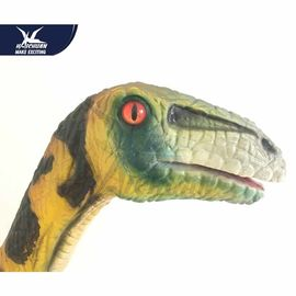 Chiny Mechanical Alive Outdoor Dinosaur Lawn Ornament / Large Dinosaur Models fabryka